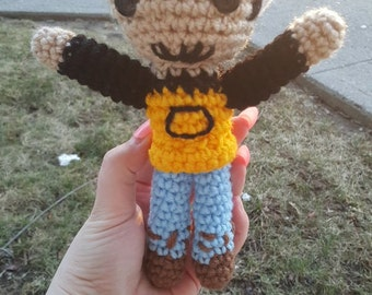 Made-To-Order Inspired by One Piece's Trafalgar D Water Law amigurumi