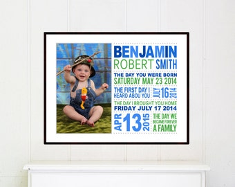 Gift for an adopted child, Unique adoption gift, Adoption gift for boys, Adoption Gifts, Adoption Dates, Adoption Art, Adoption day gift