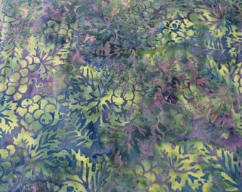 Hand Dyed Island Batik KT01 I1 patchwork & quilting fabric