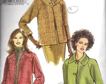 Vogue 8123 Jacket Sewing Pattern