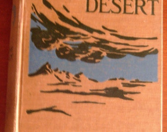 "Antique  HC Book ""The Heritage of the Desert"" by Zane Grey - 1910"