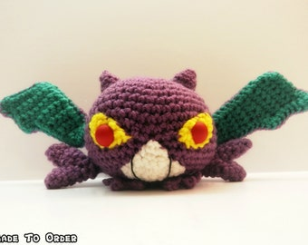 Crochet Crobat Inspired Chibi Pokemon - On Sale!