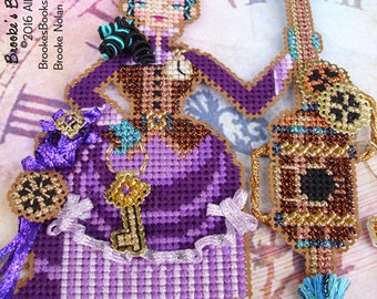 Brooke's Books Sophronia Steampunk Witchie-poo ACCESSORY PACK (Chart is NOT included)