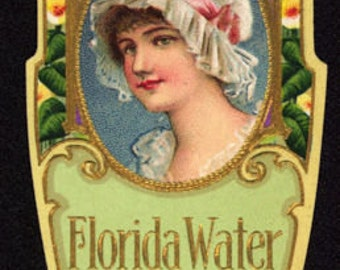 Salko Florida Water Bottle Label