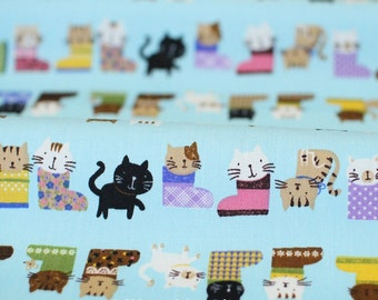 Puss in Boots Fabric
