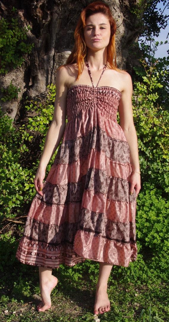 Dresses Women Gypsy Skirt Fairy Clothing Hippie Skirt Ethnic