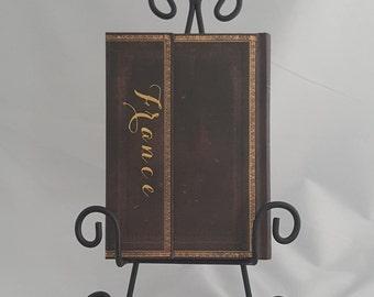 France Journal (Mini), Screen-Printed