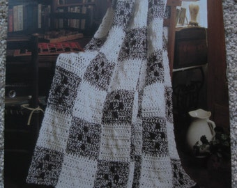 Crochet Pattern - Classic Comfort - Vintage 1996