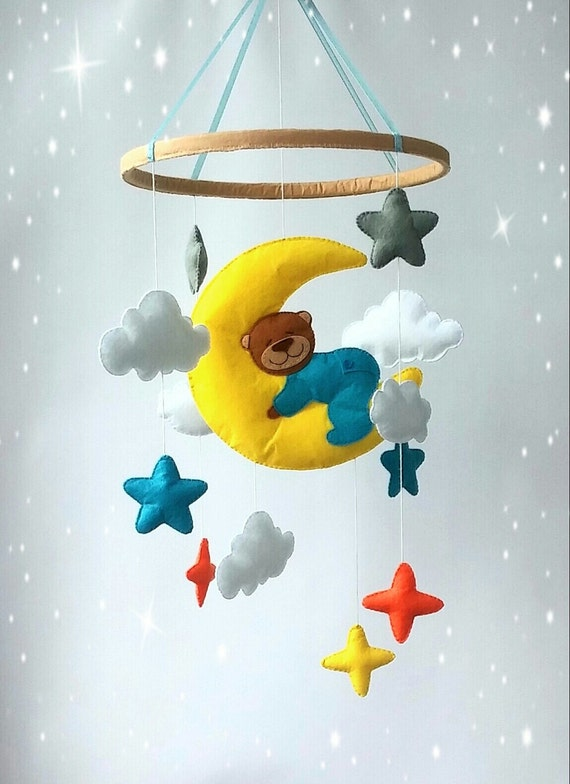 boy nursery mobile baby crib mobile baby mobile crib by