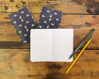 Firefly Pocket Journal - Lightning Bug Pocket Journal