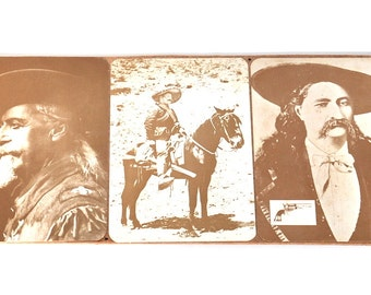 Vintage Buffalo Bill Cody Image