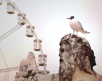 """Travel Photography // Art print // Paris // """"Oiseau"""""""