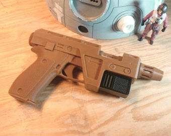 Poe Dameron Glie-44 Blaster Pistol Prop Replica - 3D Printed