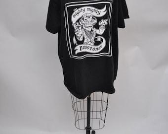 vintage tshirt MIGHTY MIGHTY BOSSTONES oversized boyfriend extra large xl 1990s