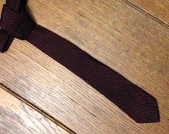 1960s Currie Skinny Necktie