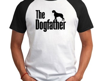 The dogfather Wirehaired Pointing Griffon Raglan T-Shirt