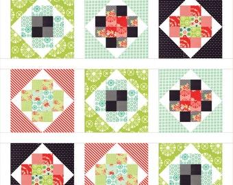 Bake Sale Quilt Pattern