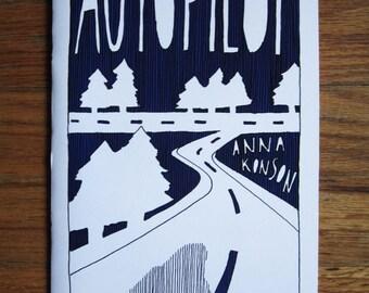 Autopilot - a comic book