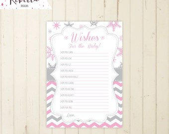 wishes for baby baby shower wishes for baby printable wishes card pink gray baby shower game pink printable baby game wishes for baby 142