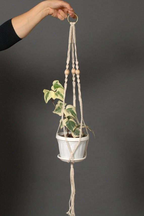 Gift For Mom Macrame Plant Hanger Plant Holders Plant Hanging