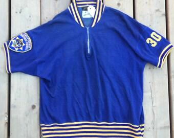 California Highway Patrol Vintage 1960s Sports Jersey