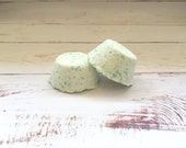 Shower Bomb // Eucalyptus Mint Shower Bomb // Homemade Shower Fizzy // Invigorating Shower Bomb