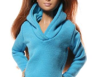 Handmade clothes for Barbie (sweater): Sajama