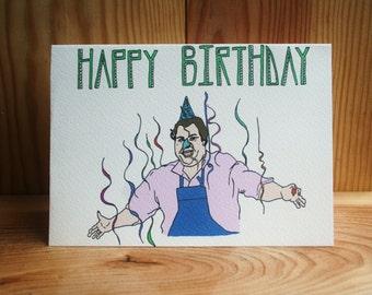 Uncle Buck Birthday Card *free uk postage&