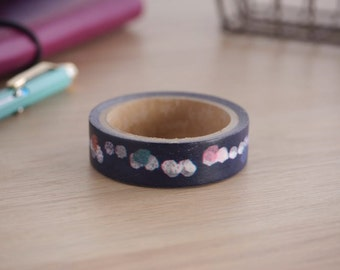 Dots Collage | Aimez Le Style 15mm Wide Washi Tape (05007)