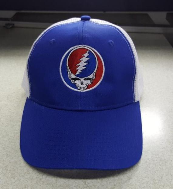 Grateful Dead Baseball Trucker Caps Dead And Company 10% To