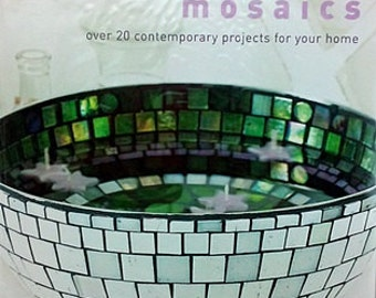 CLEARANCE / Craft books: Stylish Mosaic by Anne Cardwell
