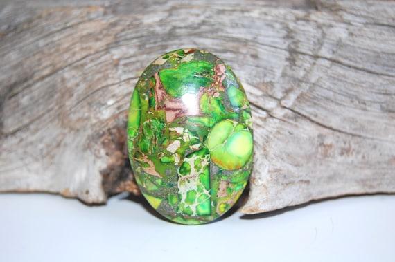 Natural green jasper Necklace natural jade Pendant ...  |Green Jasper Jewelry