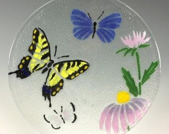 Butterfly Suncatcher Swallowtail Butterfly