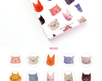 Stickers Candy Cat SM213022