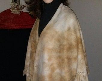 Winter Fleece Wrap