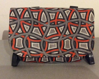 Handmade purse clutch