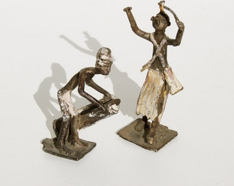 Ashanti African primitive figurines