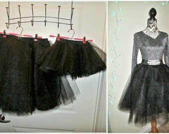 Matching Mother Daughter Tulle Skirts; Matching Skirts; Matching Skirts