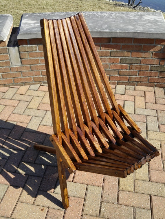 Outdoor Furniture Folding Chair Unique by KentuckyStickChairs