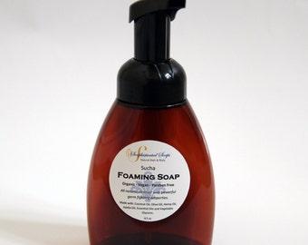 Foaming Hand Soap (SUCHA) 8.5 oz. All Natural