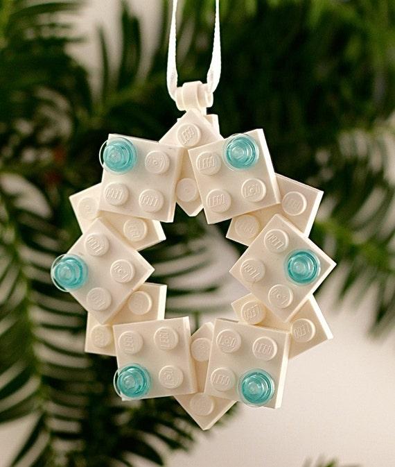 Items Similar To LEGO® Snowflake Ornament