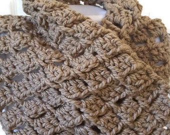 Crochet Artistry Cowl