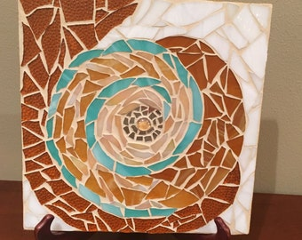 Focus: Stained Glass Mosaic Wall Art