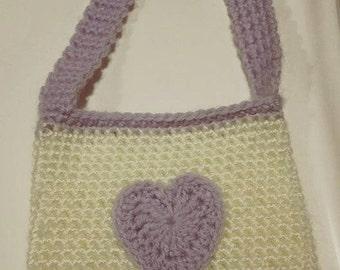 Little Crochet Handbag for Kids