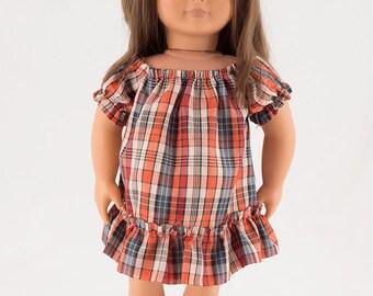 18 Inch Doll Dresses - American Girl Doll Dresses - 18 Inch Doll Dress - 18 in Doll Dresses - 18 in Doll Dress - Gift for Girls