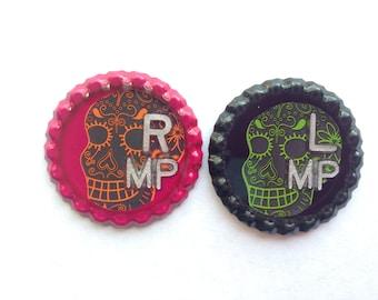 Sugar Skull Xray Markers - Custom Made