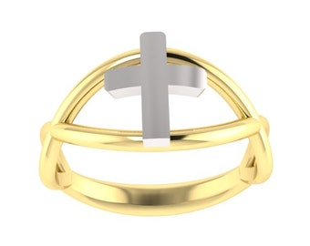 Cross Ring.