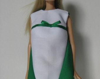 Barbie Doll 1960s Vintage Style Dress