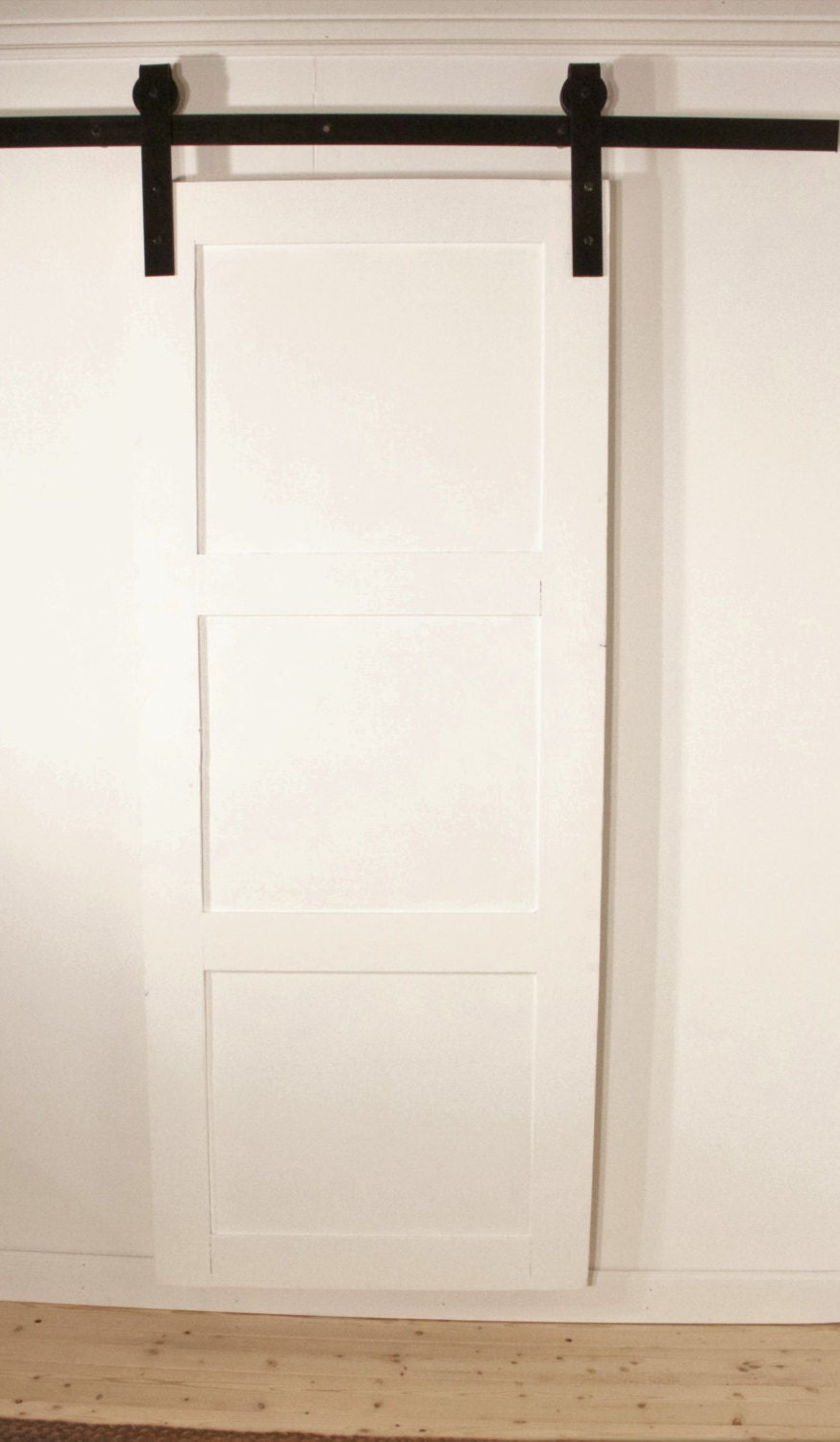 White Sliding Barn Door White Sliding Interior Barn Door