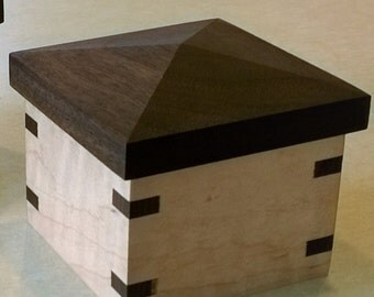Box Junior (Spirit House, Stash Box, Pill Box, Ring Box) Sale Price!